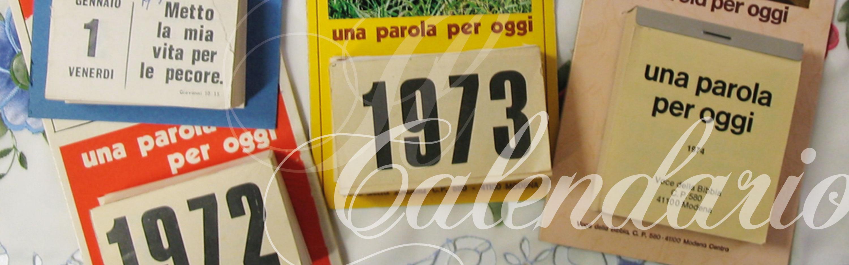 Il Calendario   Edizioni CEM