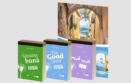 Calendari in lingue